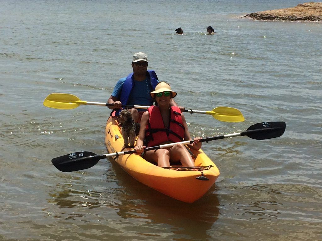Pet-Friendly Kayak Rentals